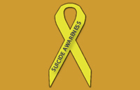 suicide awareness ribbon